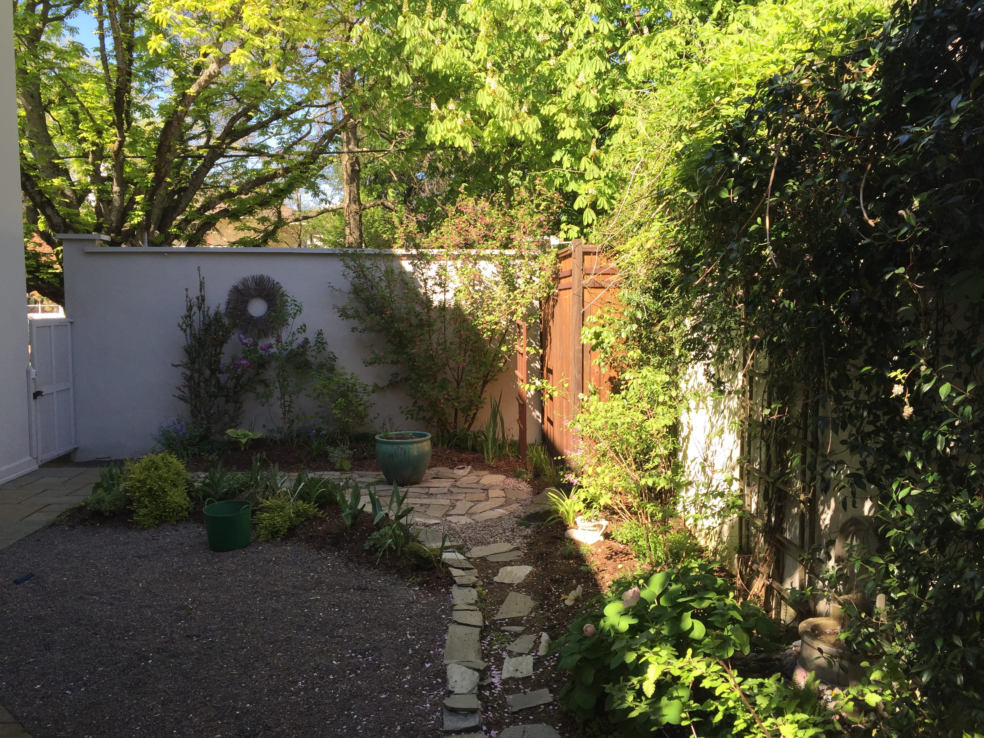 Secret Garden, after