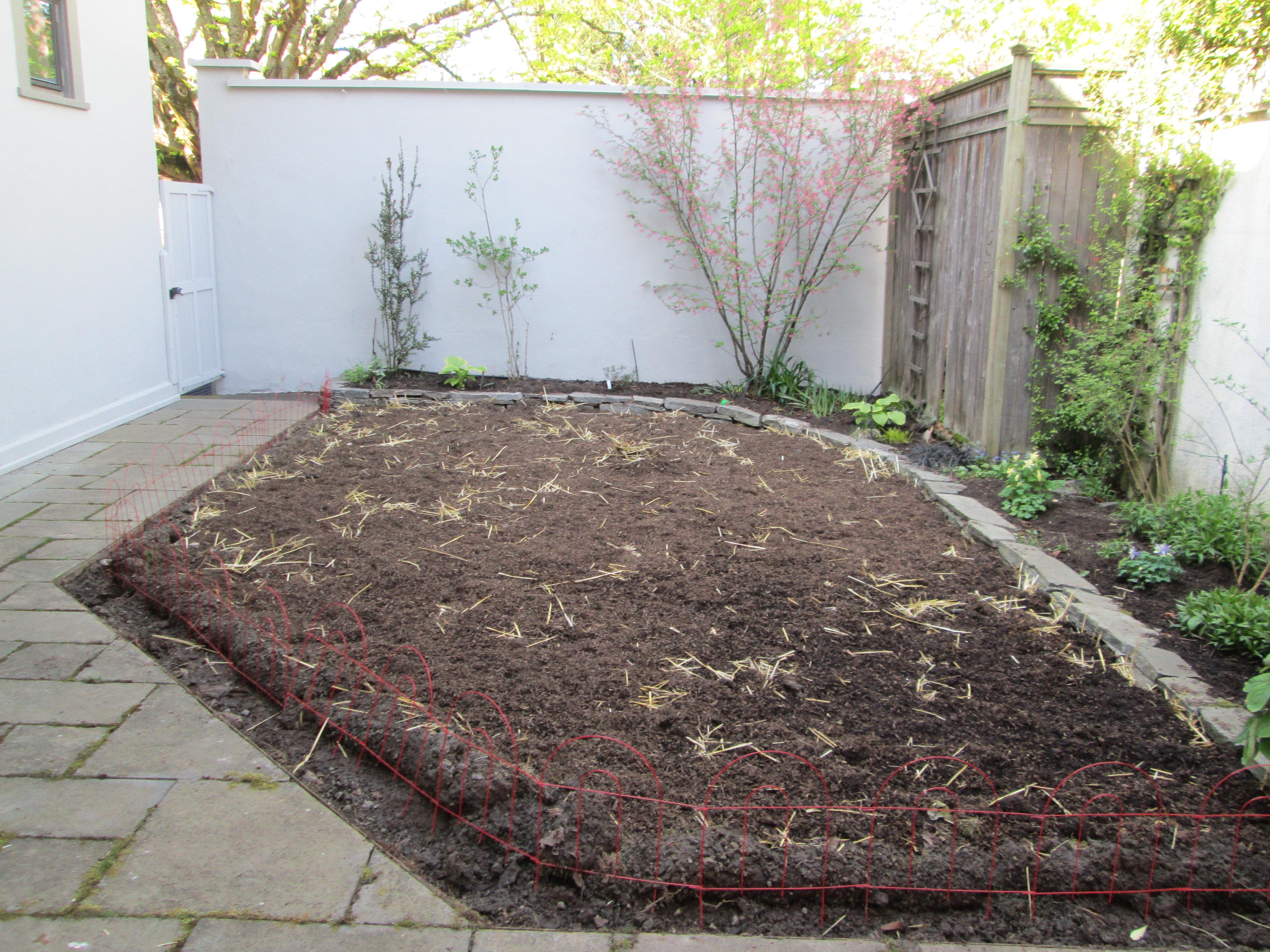 Secret Garden, during